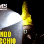 L'irresistibile storia di Secondo Pinocchio della compagnia Buramb