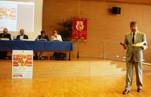 Claudio Bardini, organizzatore del convegno