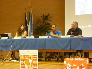 Laura Bassi, Cristiano Picco e Eros Scuz