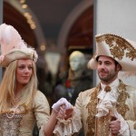 TUTTO PRONTO PER I FESTEGGIAMENTI DI CARNEVALE AL PALMANOVA OUTLET VILLAGE 