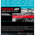 PARTICOLART. Liberi artisti a P.A.P.A. Dal 4 al 19 maggio a Udine un nuovo evento darte multidisclplinare.